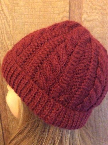 Trenza Knit Hat