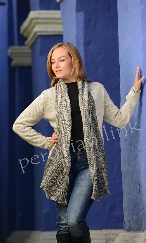 Ladies Crochet Sweater