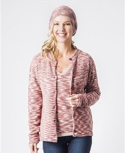 Ladies Cardigan Melange
